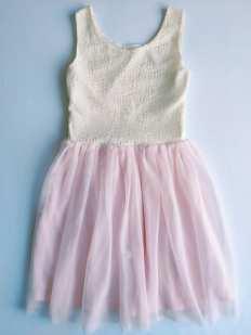 13-14 лет, рост 164 Как новое! Нарядное платье для девочки