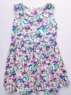 5\6 лет, рост 116 Платье для девочки