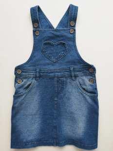 1-3 года Сарафан под джинс