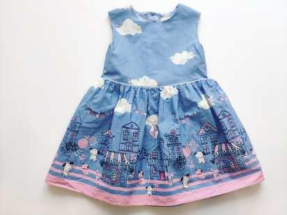 1,5\2 года, рост 86-92 Платье девочке