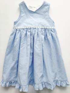 18-24 мес, рост 92 Платье для девочки
