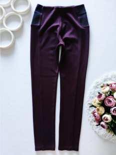 10-11 лет Турция Стрейчевые штаны для девочки