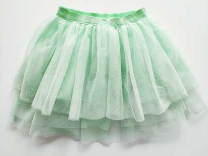3-4 года, рост 98-104 Пишная детская юбка