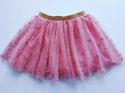 4 года, рост 104 Пышная детская юбка