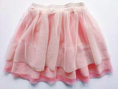 4-5 лет, рост 110 В блестках, детская юбка