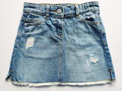 6 лет, рост 116 Джинсовая юбка для девочки