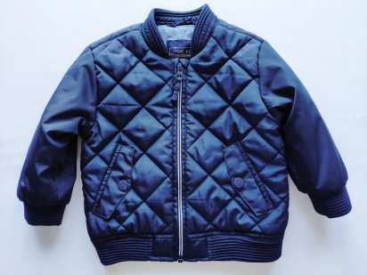 12\18 мес, рост 86 Стеганная демисезонная курточка для мальчиа
