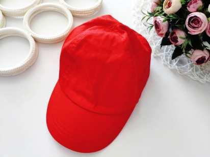 ОГ 56 Красная кепка для мальчика