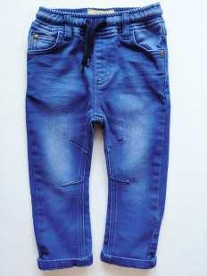 12\18 мес, рост 86 Стрейчевые джинсы для мальчика