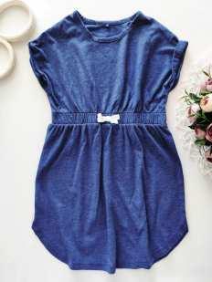 6-7 лет, рост 116-122 Платье для девочки