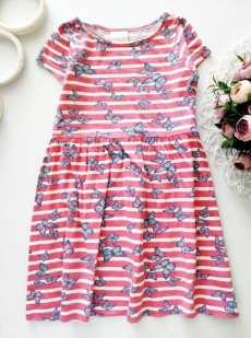 5 лет, рост 110 Летнее детское платье