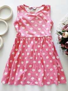 6-7 лет, рост 122 Платье для девочки