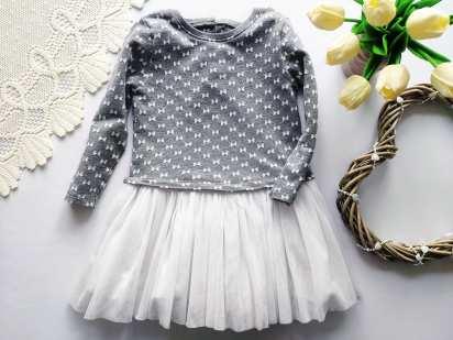 2-3 года, рост 92-98 Милое детское платье
