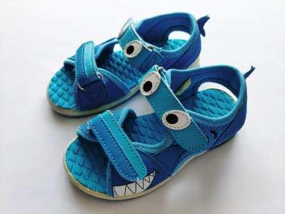 28 (18 см) Детские сандали с мигалками