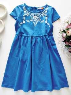 4 года, рост 104 Новое платье для девочки