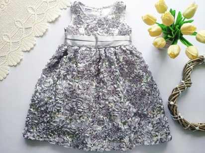 4 года, рост 104 Детское нарядное платье