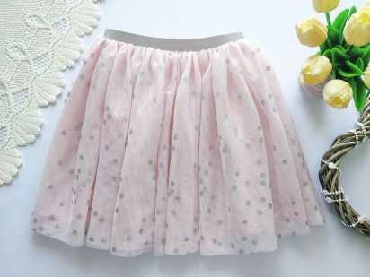 7,8 лет, рост 128 Нарядная детская юбка