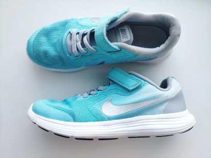 33 (21,5 см) Легкие кроссовки на липучках