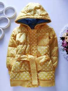 3-4 года, рост 104 Демисезонная курточка для девочки
