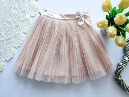 4,5 лет, рост 110 Нарядная детская юбка
