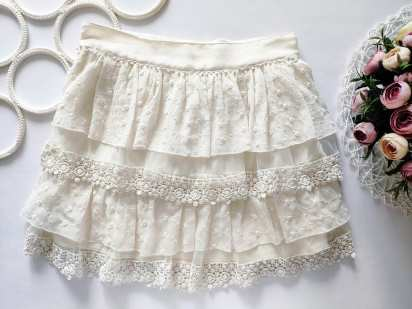 13\15 лет, рост 152\158+ Детская нарядная юбка