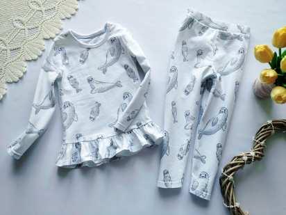1,5\2 года, рост 90 Детская пижама