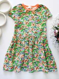 3,4 года, рост 104 Детское платье