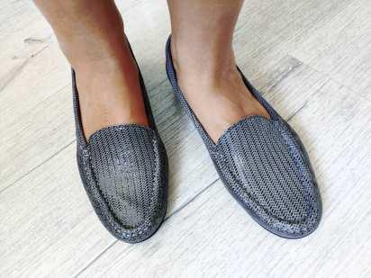 39 (25,5 см) Кожа! Ортопедические женские туфли на низком ходу