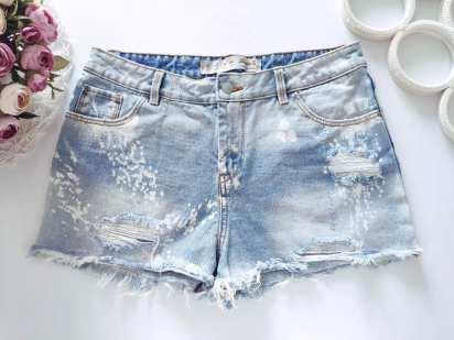 12 (L-ка) Стильные женские шорты