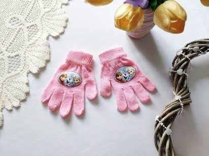 2-4 года Новые деми перчатки для девочки