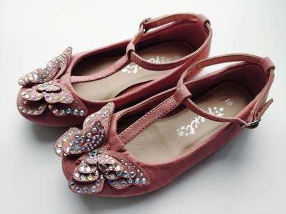27 (17,5 см) Нарядные детские туфли