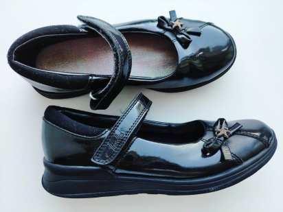 32 (20,5 см) Кожаные школьные туфли