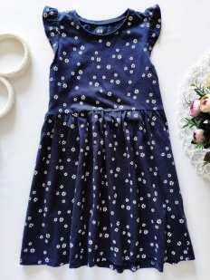 4-6 лет, рост 110-116 Платье для девочки