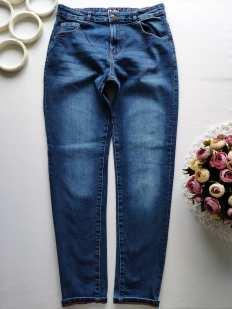 12,13 лет, рост 152,158 Стрейчевые джинсы для мальчика