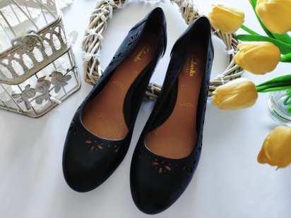 38-39 (25,5 см) Кожаные женские туфли