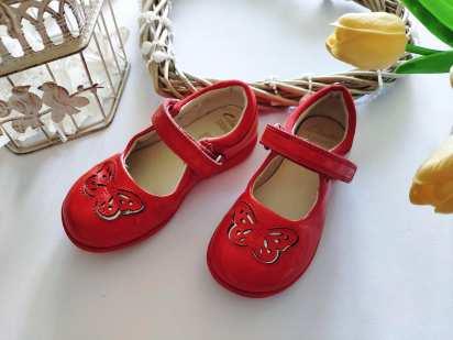 25 (15,5-16 см) Лаковые туфли с мигалками