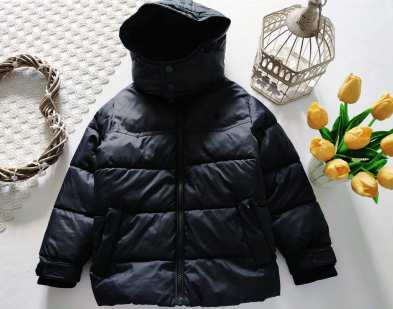 4 года, рост 104 Зимняя курточка для мальчика