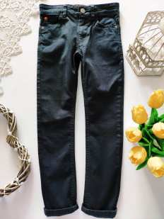 6 лет, рост 116 Стрейчевые джинсы для мальчика