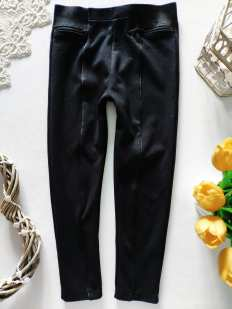 5,6 лет, рост 110,116 Стрейчевые штаны для девочки