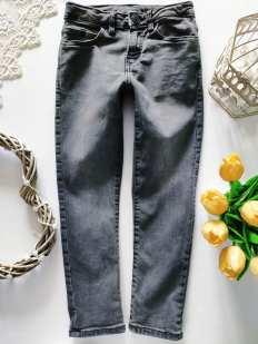 7 лет, рост 122 Стрейчевые джинсы для мальчика