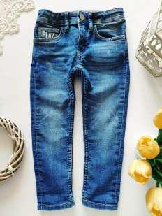 2,3 года, рост 98 Стрейчевые джинсы для мальчика