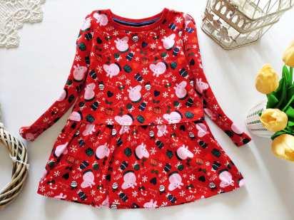2,3 года, рост 92,98 Платье для девочки