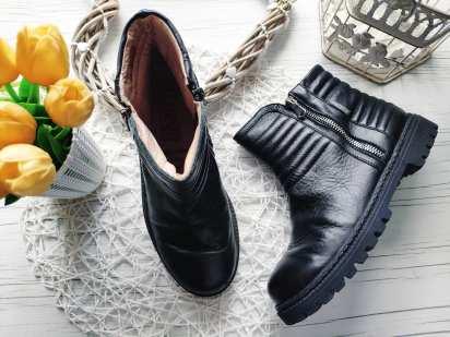 36-37 (23,5 см) Италия! Кожаные демисезонные ботинки