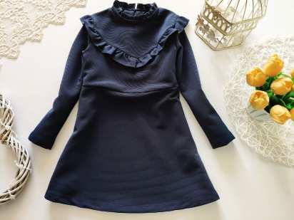 4 года, рост 104 Плотное фактурное платье
