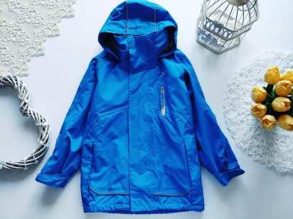 3,4 года, рост 98,104 Мембранная деми куртка для мальчика