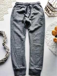 6-7 лет, рост 116-122 Спортивные штаны на флисе
