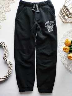 5,6 лет, рост 110,116 Спортивные штаны на флисе
