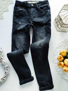 8,9 лет, рост 134 Крутые джинси скинни
