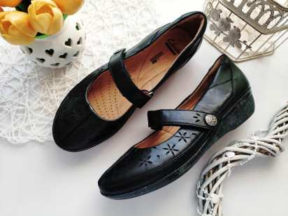 38 (25 см) Новые кожаные женские туфли