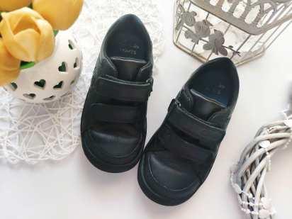 27 (17 см) Кожаные деми кроссовки для мальчика